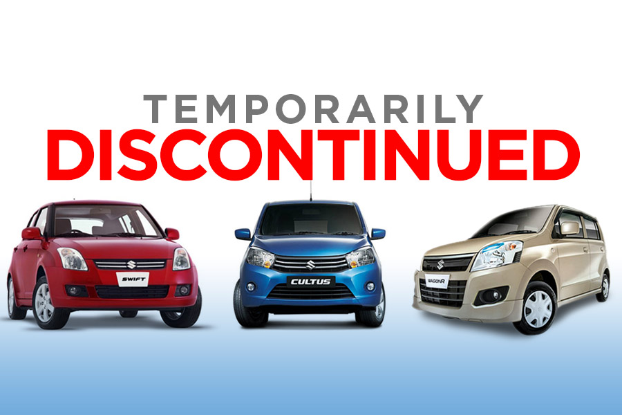 Pak Suzuki Suspends Booking of Vehicles 7