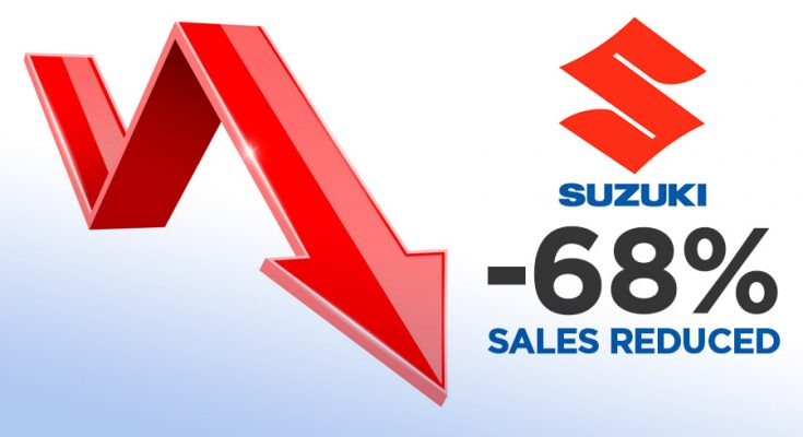 Pak Suzuki Suffering -68% Reduction in Sales Sparing Alto 1