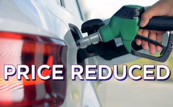 Petrol Prices Reduced by 5.8% 10