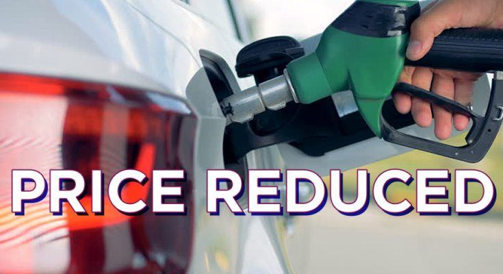 Petrol Prices Reduced by 5.8% 1