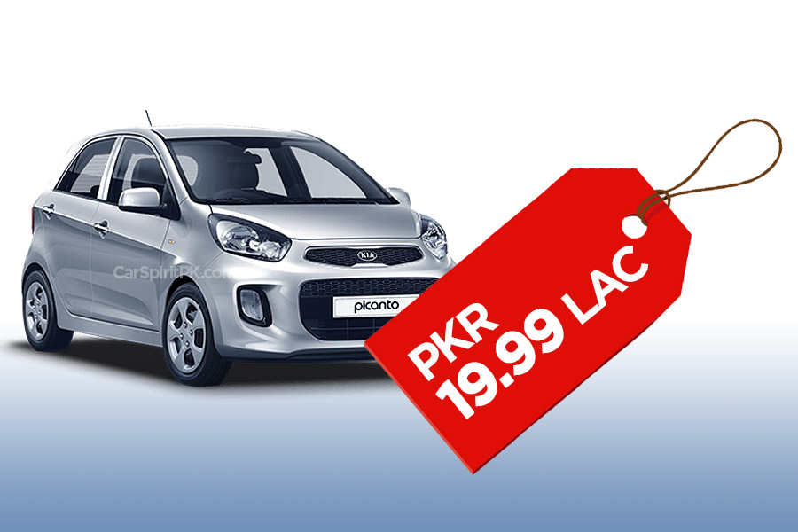 Kia Picanto for PKR 2.0 Million- Something Somewhere is Not Right 7