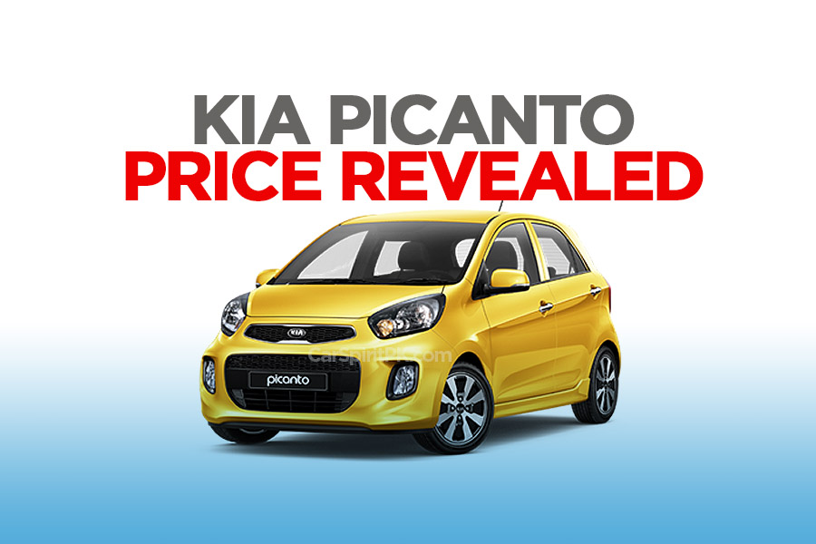 Kia Picanto Price Revealed- Booking Open 1