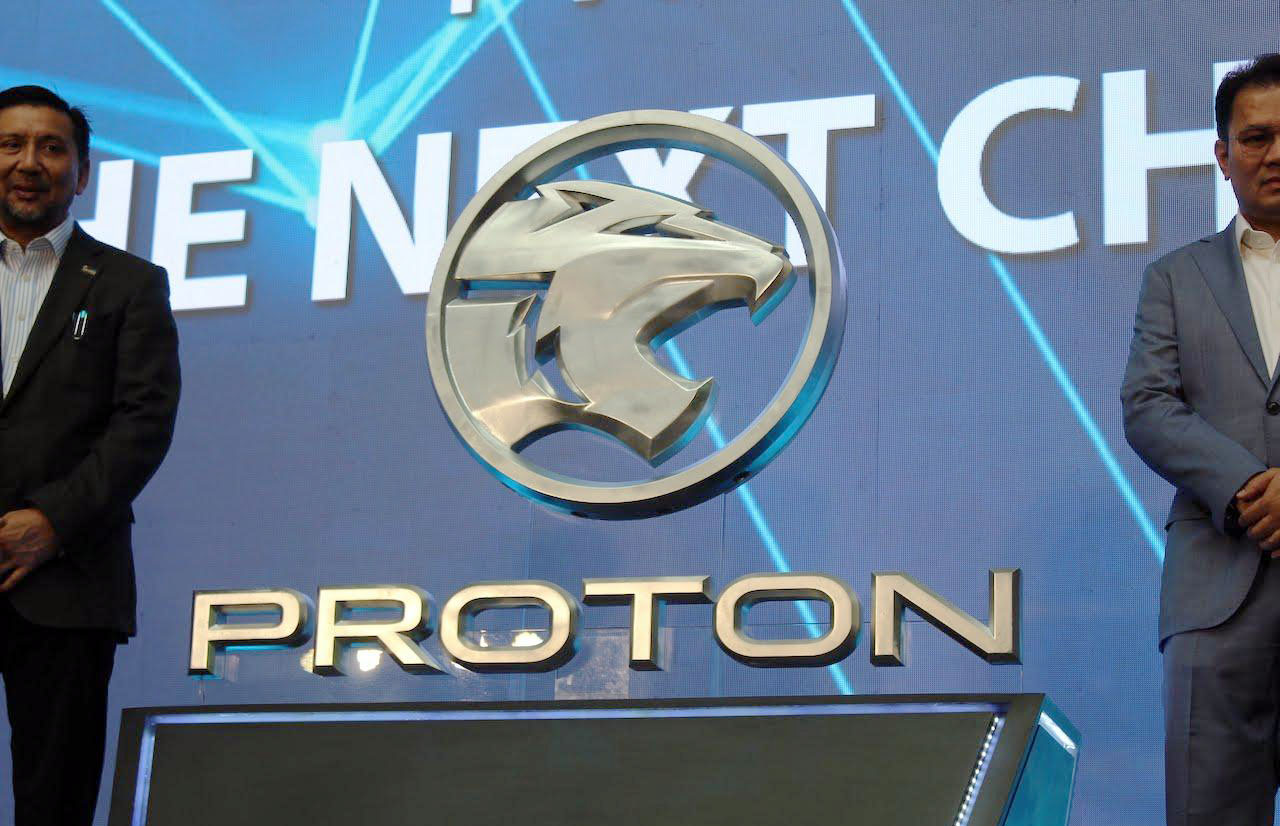 Proton Reveals New Logo- Frees the Tiger 4