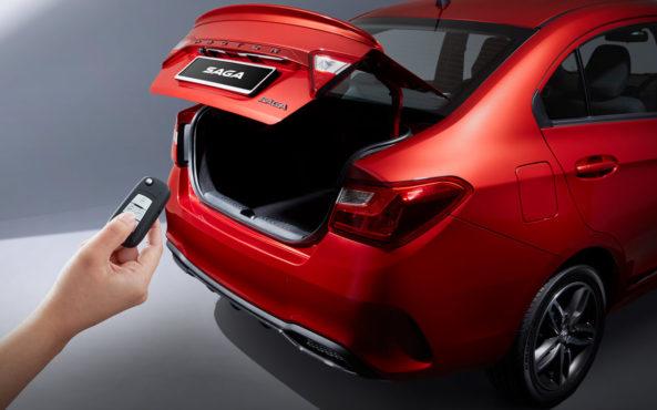 6 Improvements in 2019 Proton Saga Facelift 7