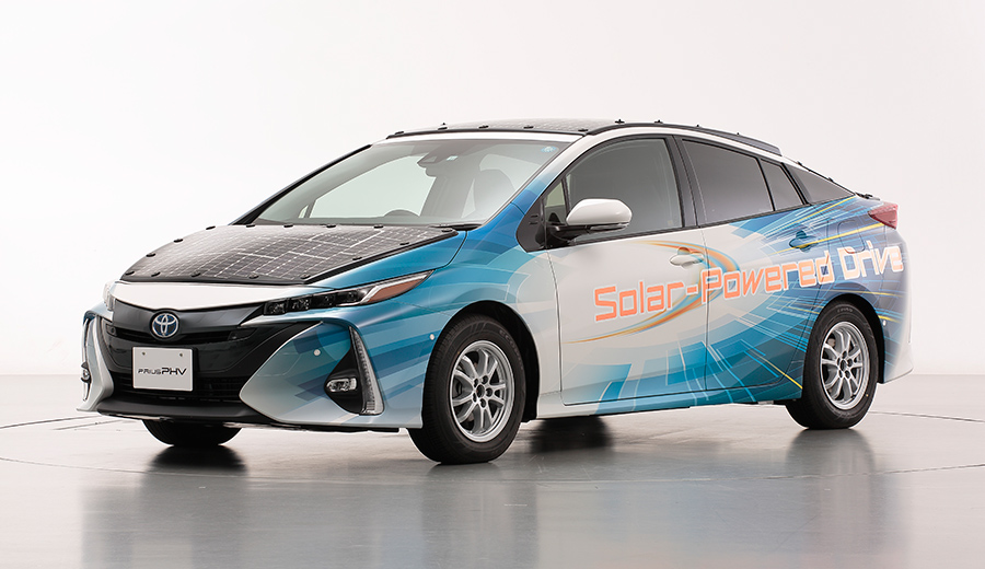 Toyota Wants to Make a Car That Runs Forever 1