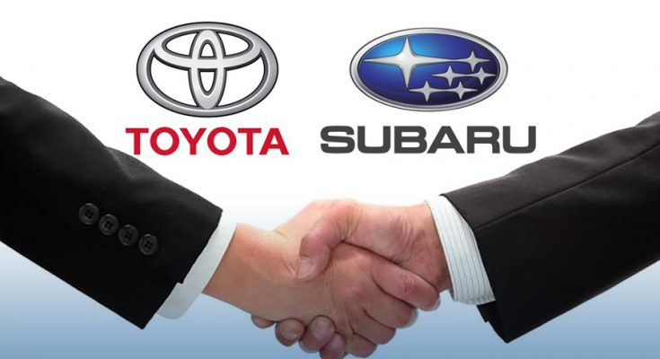 Toyota and Subaru Agree on New Capital Alliance 2