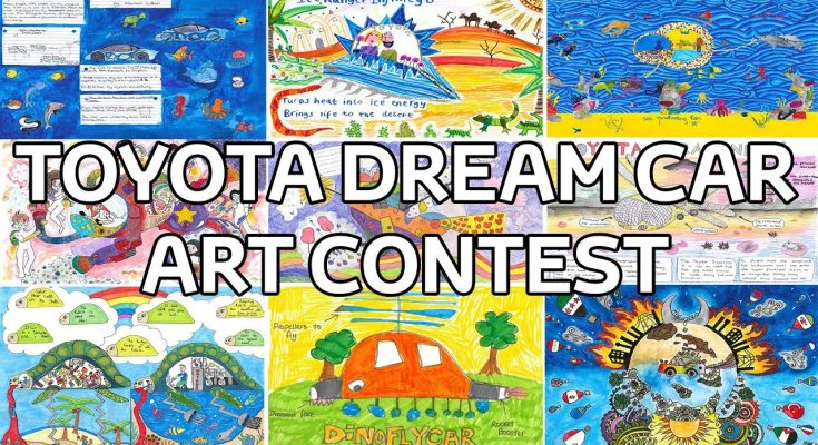 National Champions of 13th Toyota Dream Car Art Contest Announced 1