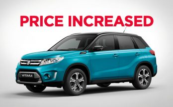 Pak Suzuki Increase Vitara GLX Price 2