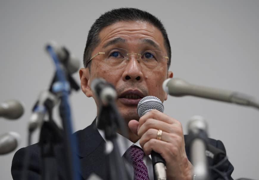 Nissan Chief Hiroto Saikawa Admits Receiving Improper Payments 3