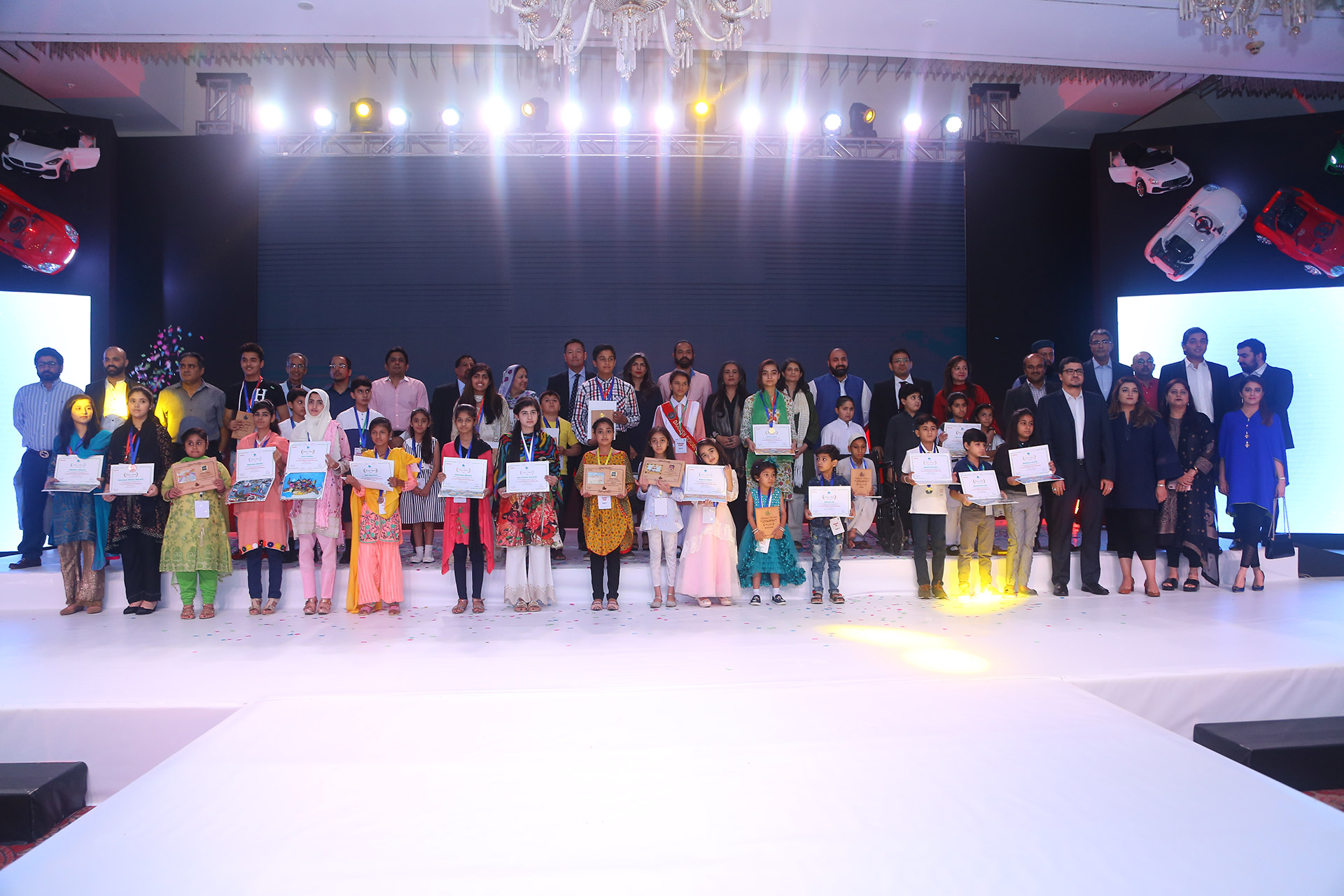 National Champions of 13th Toyota Dream Car Art Contest Announced 2