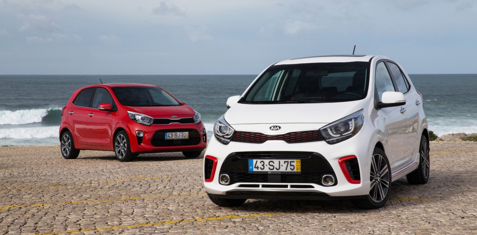 Kia Considering to Launch Picanto Electric 4