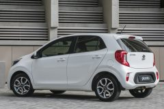 3rd gen Kia Picanto Facelift Leaked 6