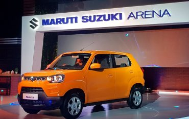 All New Suzuki S-Presso Launched in India at INR 3.69 Lac 3