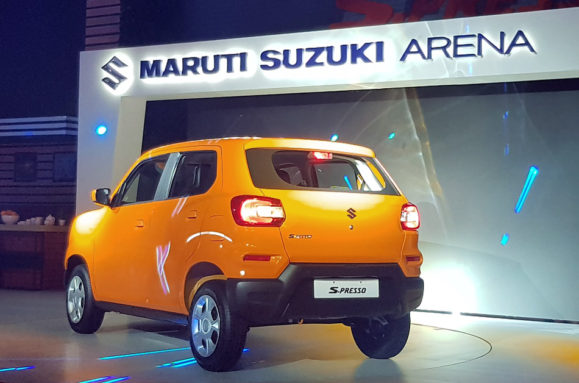 All New Suzuki S-Presso Launched in India at INR 3.69 Lac 2
