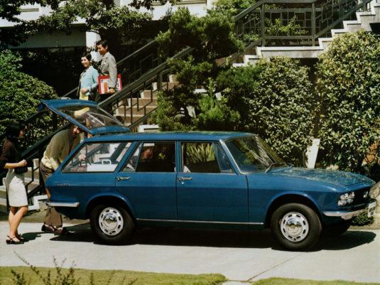 Remembering Mazda 1500 Sedan from the 1960s 5