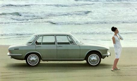 Remembering Mazda 1500 Sedan from the 1960s 12