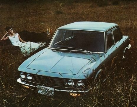 Remembering Mazda 1500 Sedan from the 1960s 14