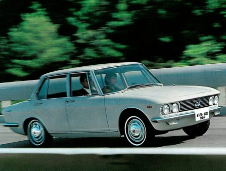Remembering Mazda 1500 Sedan from the 1960s 19