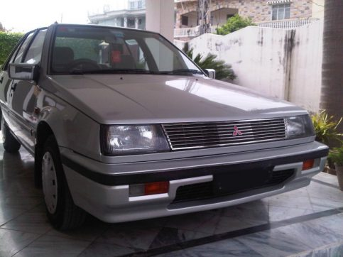 Remembering Mitsubishi Cars From the 1980s 27