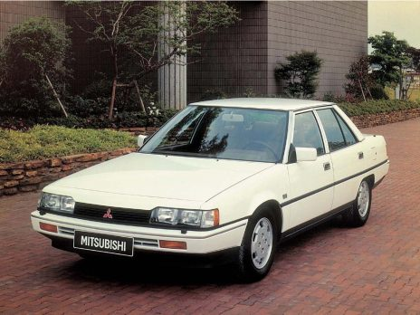Remembering Mitsubishi Cars From the 1980s 15