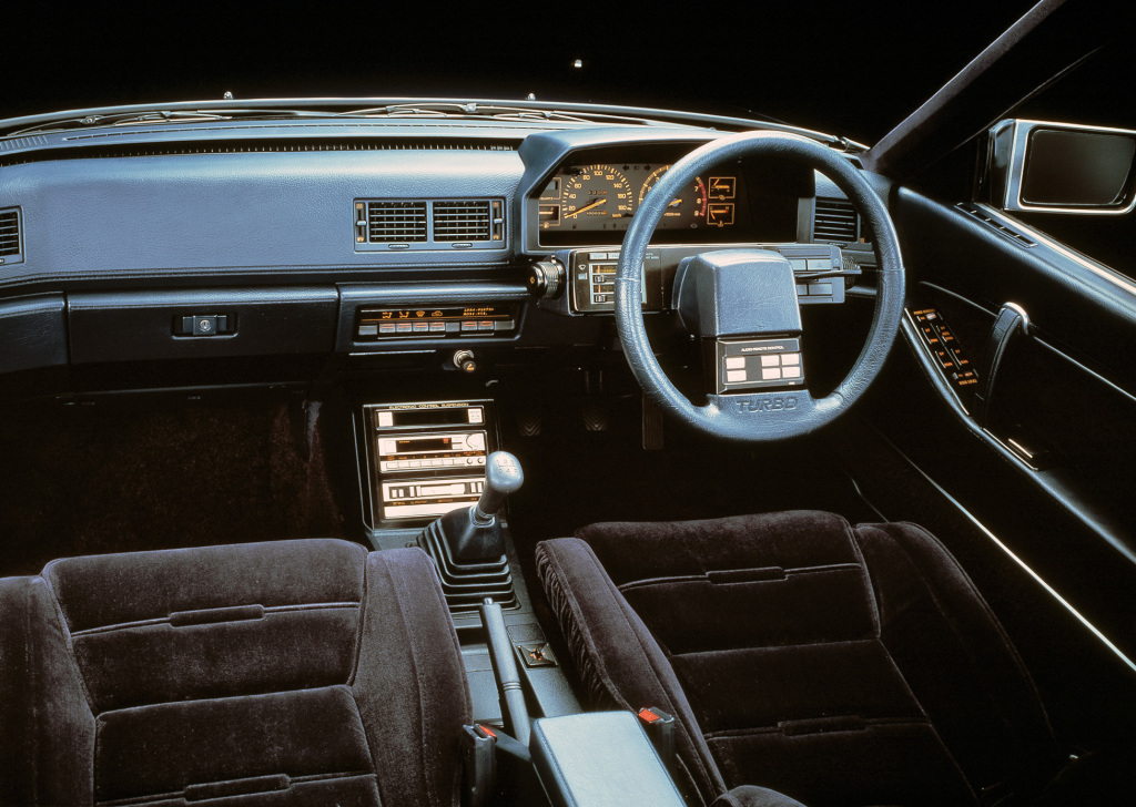 Remembering Mitsubishi Cars From the 1980s 19