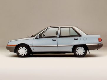 Remembering Mitsubishi Cars From the 1980s 34