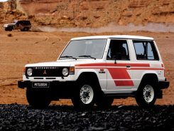 Remembering Mitsubishi Cars From the 1980s 9
