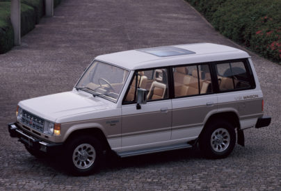 Remembering Mitsubishi Cars From the 1980s 5
