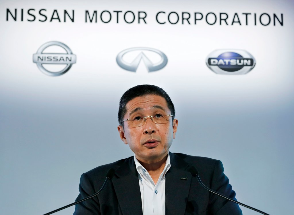Nissan CEO Resigns After Admitting He Was Overpaid 2