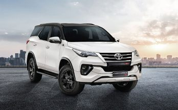 Toyota Fortuner TRD Celebratory Edition launched in India at INR 33.85 Lac 55