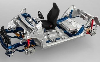 Toyota Announces New Modular Platform for Small Cars 1