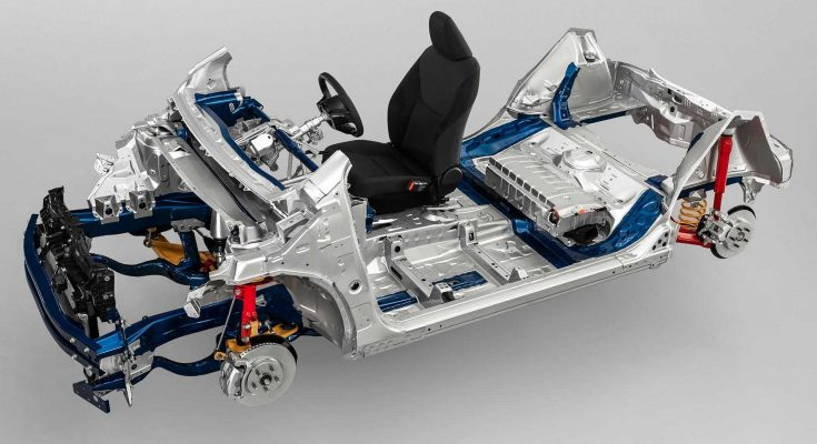 Toyota Announces New Modular Platform for Small Cars 1