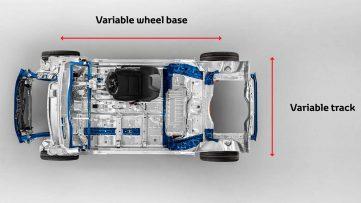 Toyota Announces New Modular Platform for Small Cars 6