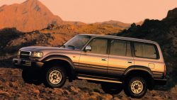 Toyota Land Cruiser Surpasses 10 Millionth Sales Mark 4