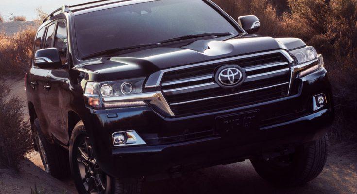 Toyota Land Cruiser Surpasses 10 Millionth Sales Mark 1
