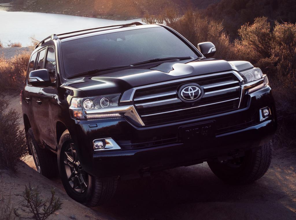Toyota Land Cruiser Surpasses 10 Millionth Sales Mark 5
