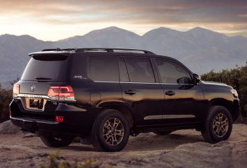 Toyota Land Cruiser Surpasses 10 Millionth Sales Mark 6