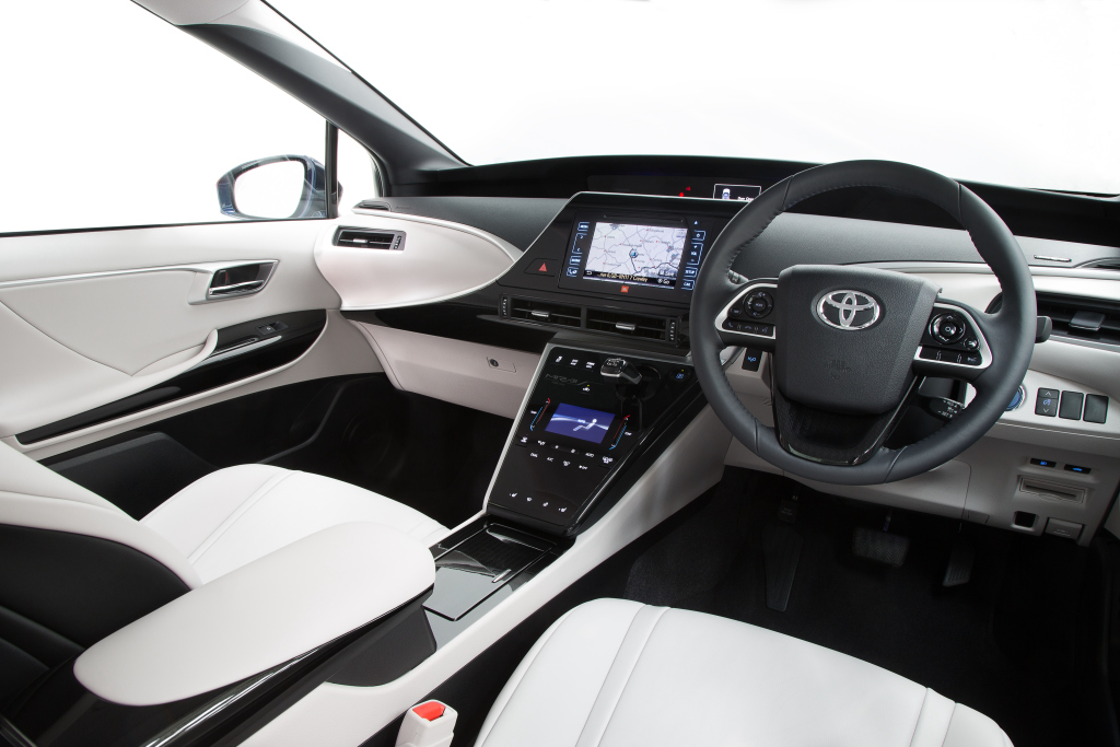 Next Generation Toyota Mirai to Debut in 2020 2