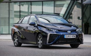 Next Generation Toyota Mirai to Debut in 2020 7