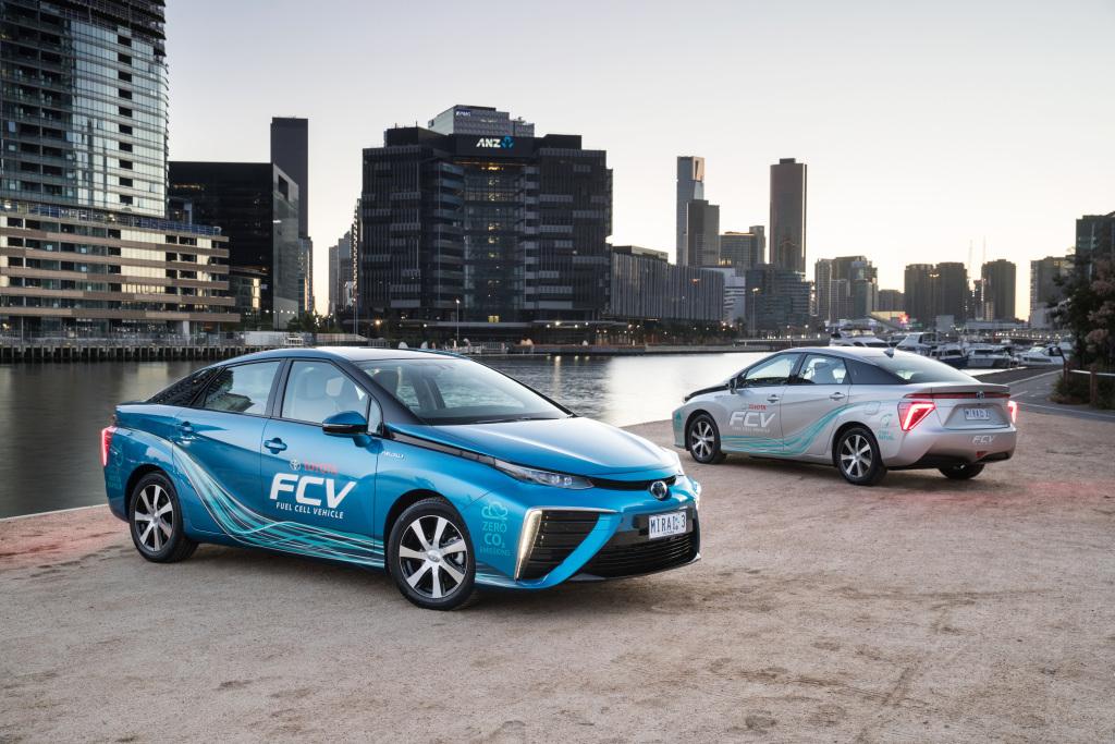 Next Generation Toyota Mirai to Debut in 2020 3