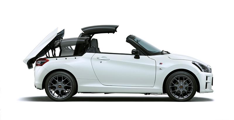 The New Daihatsu Copen GR Sport 7