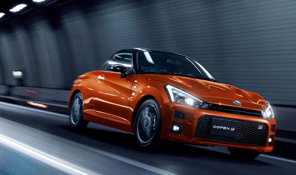 The New Daihatsu Copen GR Sport 14