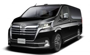 Toyota to Unveil GranAce MPV at Tokyo Motor Show 1