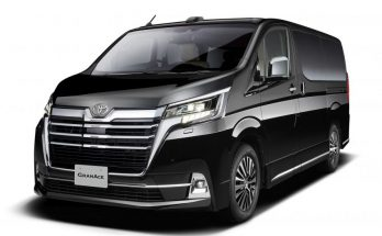 Toyota to Unveil GranAce MPV at Tokyo Motor Show 3