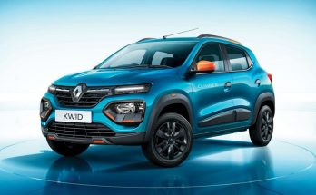 Renault Kwid Facelift Launched in India at INR 2.83 Lac 12