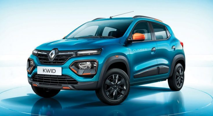 Renault Kwid Facelift Launched in India at INR 2.83 Lac 1
