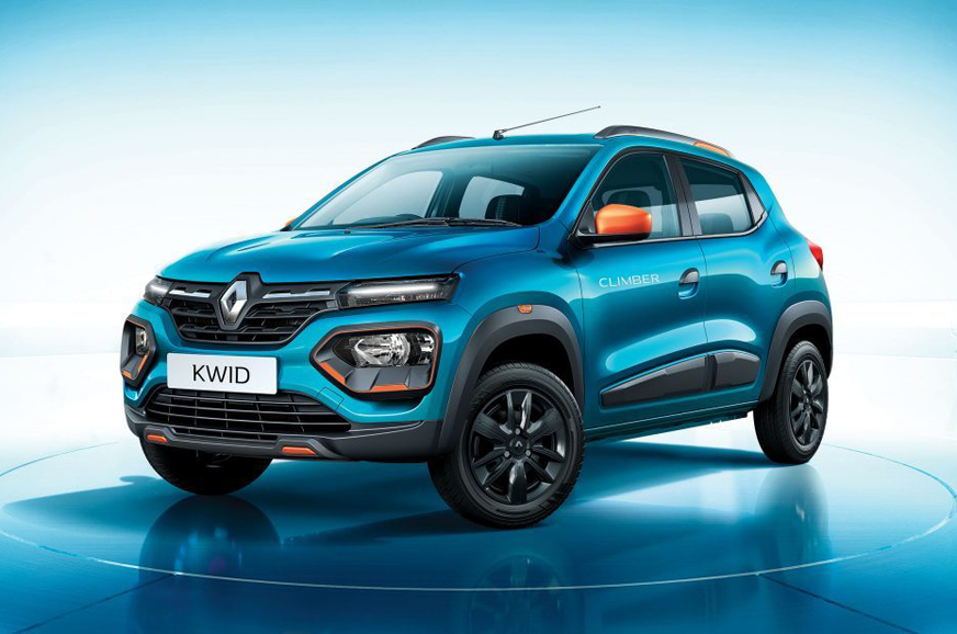 Renault Kwid Facelift Launched in India at INR 2.83 Lac 3