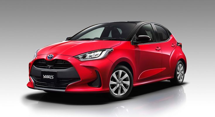 Toyota Unveils the All New Yaris Hatchback 2