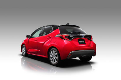 Toyota Unveils the All New Yaris Hatchback 7