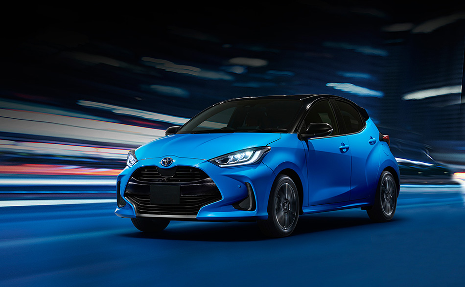Toyota Unveils the All New Yaris Hatchback 6
